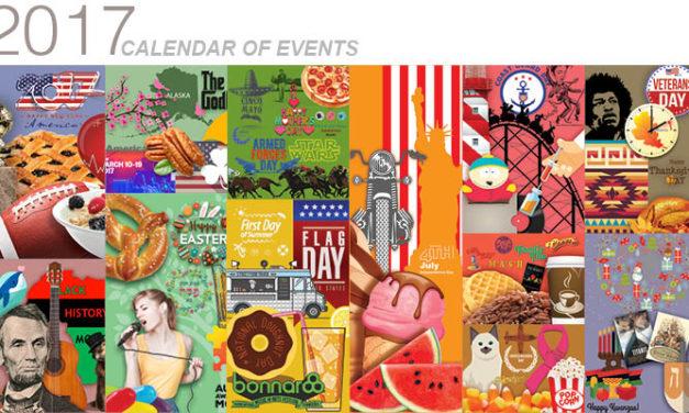 2017 CALENDAR OF EVENTS