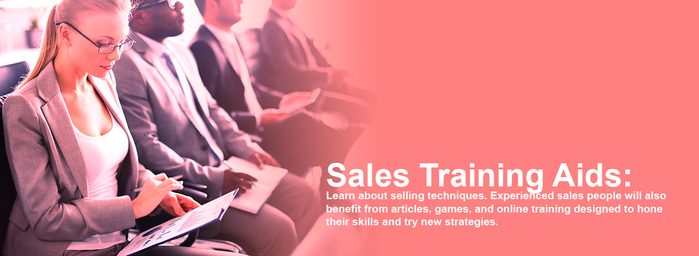 Sales Training Aids