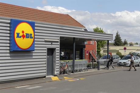 NO-FRILLS GROCER LIDL TO OPEN FIRST US STORES THIS SUMMER