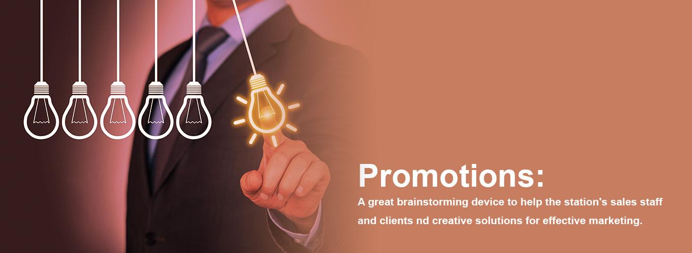 Promotion Ideas