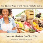 RETAIL FARMS AND FARMERS' MARKETS PRESENTATION