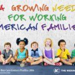 CHILDREN'S DAY CARE CENTERS PRESENTATION 2016
