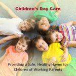 CHILDREN'S DAY CARE PRESENTATION