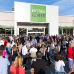 THE OWNER OF HOMEGOODS JUST OPENED ITS FIRST HOMESENSE STORE. HERE'S HOW THE TWO COMPARE