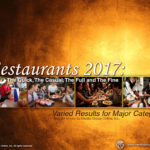 RESTAURANTS 2017: THE QUICK, THE CASUAL, THE FULL AND THE FINE PRESENTATION