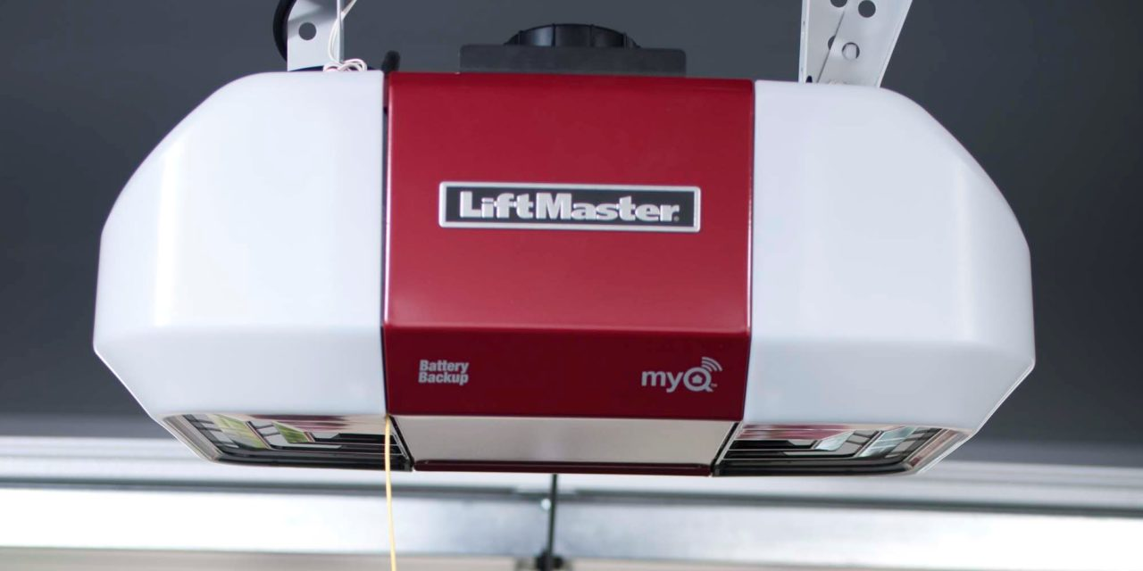 Chamberlain Offers Liftmaster Security Features Media Group Online