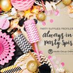 PARTY SUPPLIES PRESENTATION 2017