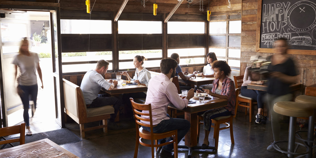 ADVERTISING STRATEGIES FOR RESTAURANTS 2017: DINERS, PATRONS AND GUESTS