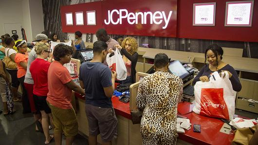 JC PENNEY'S HOLIDAY RESULTS ARE BETTER THAN LAST YEAR, BUT WALL STREET ISN'T CONVINCED