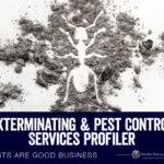 EXTERMINATING & PEST CONTROL SERVICES PRESENTATION 2018