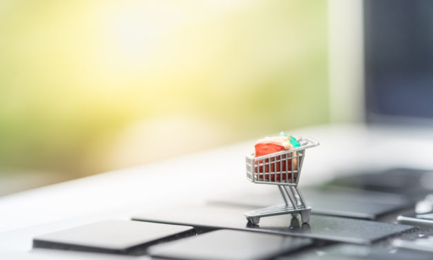 WILL E-COMMERCE EVER BREAK HUMANS' OLDEST SHOPPING HABIT?