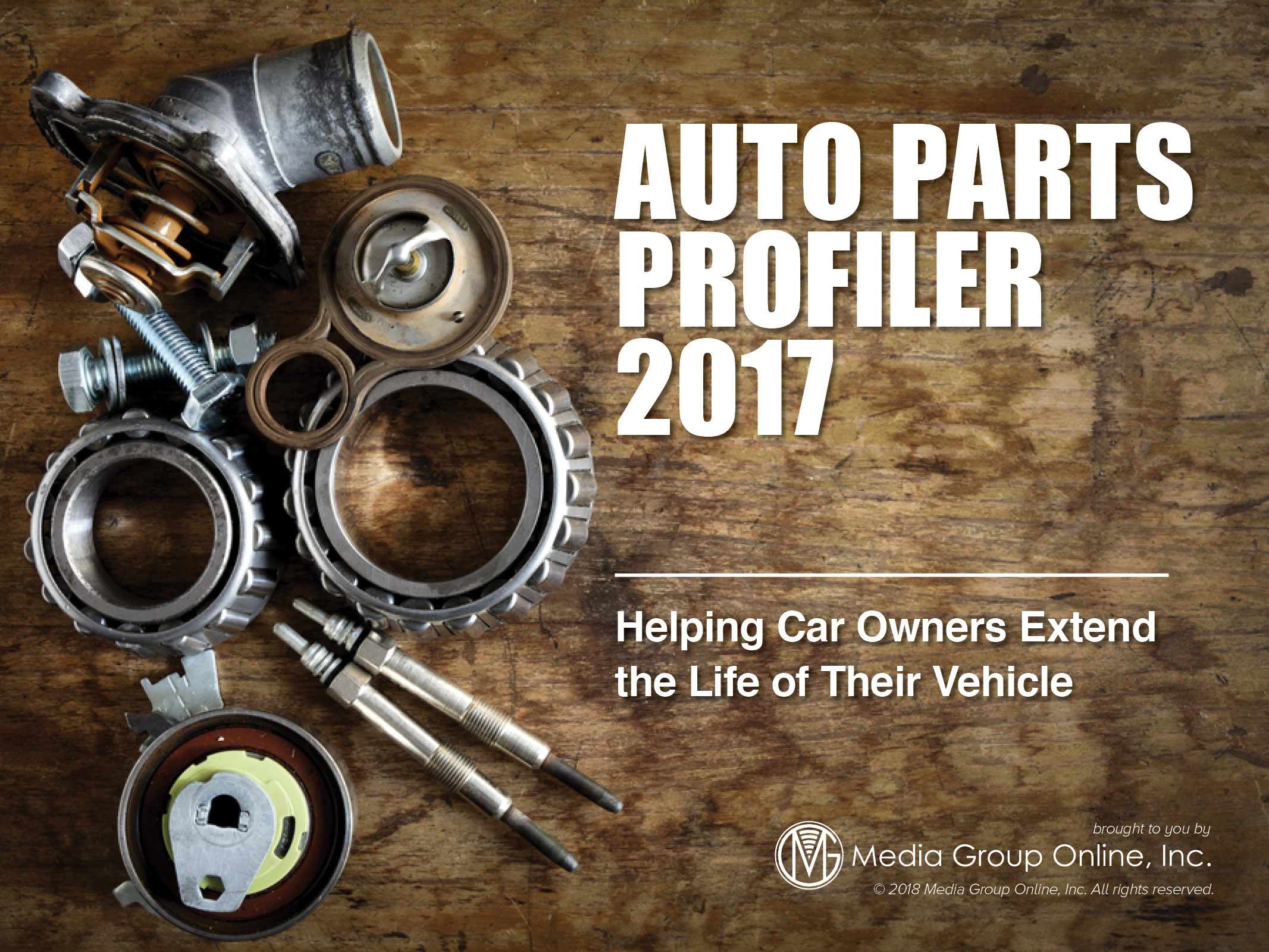 Auto Parts 2017 Presentation Media Group Online