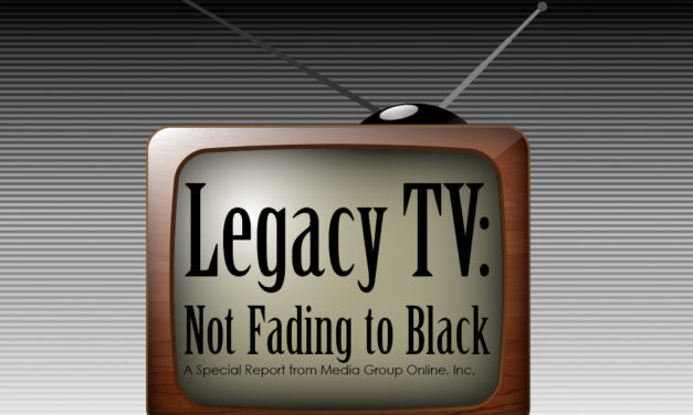 LEGACY TV: NOT FADING TO BLACK