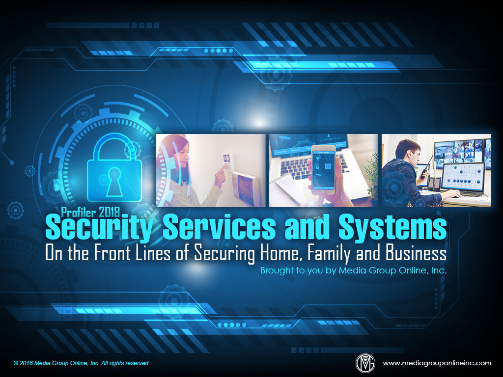 SECURITY SERVICES AND SYSTEMS 2018 PRESENTATION - Media Group Online