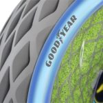 GOODYEAR'S MOSS-FILLED TIRES ARE HERE TO SAVE THE ENVIRONMENT