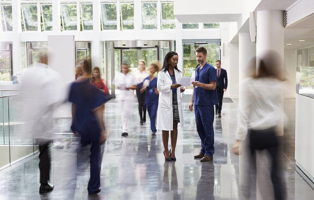 HOSPITALS & URGENT CARE CENTERS 2018