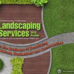 LANDSCAPING SERVICES 2018 PRESENTATION
