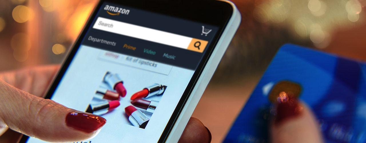 QUICK TAKE: WHO IS BUYING BEAUTY PRODUCTS ON AMAZON?