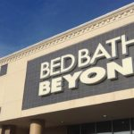 BED, BATH & BEYOND PLUNGES ON FALLING SALES