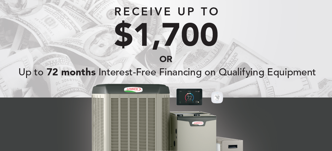 Lennox Offers Spring HVAC Savings