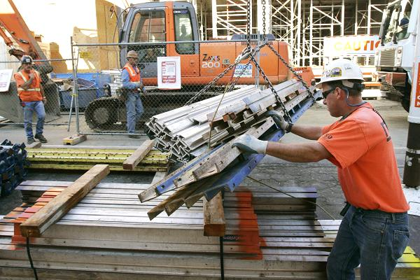 NONFARM PAYROLLS INCREASED BY 164,000 IN APRIL, VS 192,000 JOBS EXPECTED