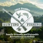 FISHING & HUNTING 2018 PRESENTATION