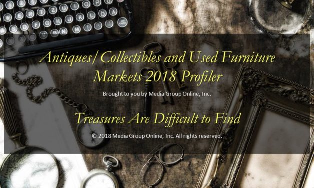 ANTIQUES/COLLECTIBLES AND USED FURNITURE MARKETS 2018 PRESENTATION