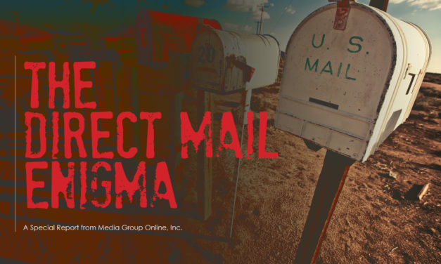 THE DIRECT MAIL ENIGMA