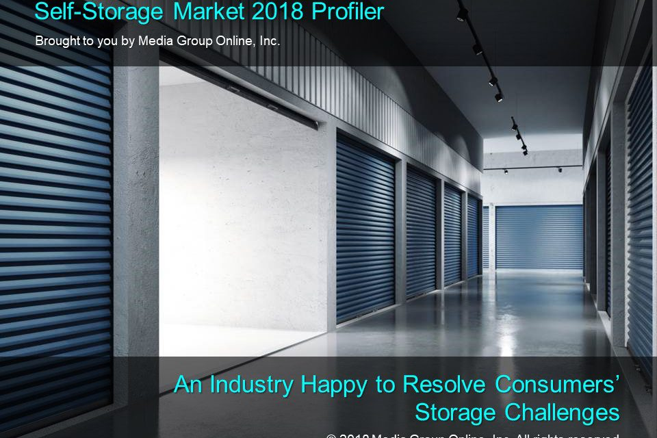 SELF STORAGE MARKET 2018 PRESENTATION