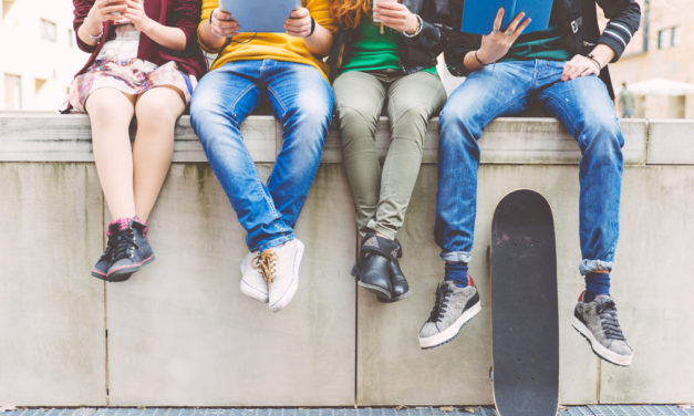 THE TIMELESS CHALLENGE OF COMMUNICATING WITH TEENS