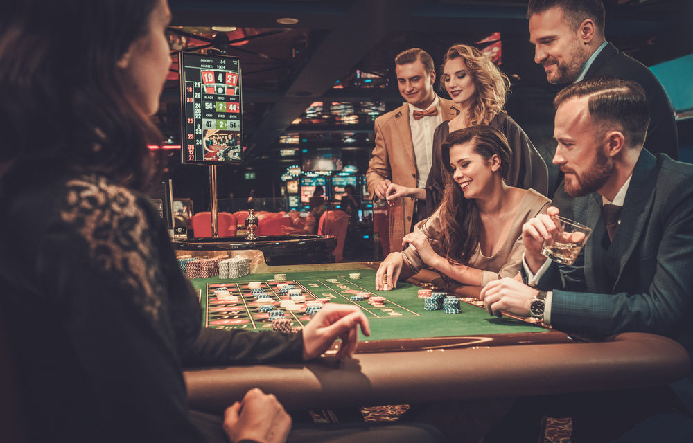 ADVERTISING STRATEGIES FOR GAMING INDUSTRY & CASINOS