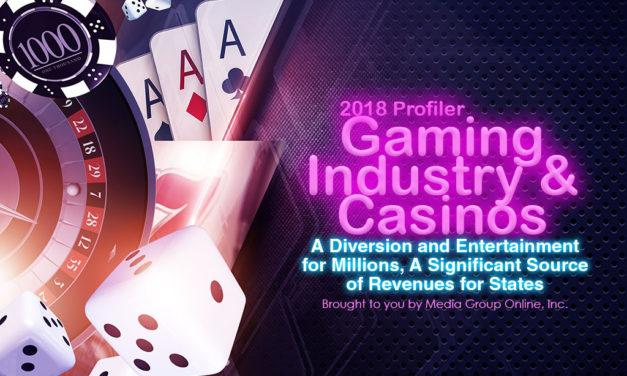 GAMING INDUSTRY & CASINOS PRESENTATION 2018