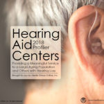 HEARING AID CENTERS PRESENTATION 2018