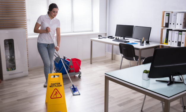 JANITORIAL SERVICES 2018