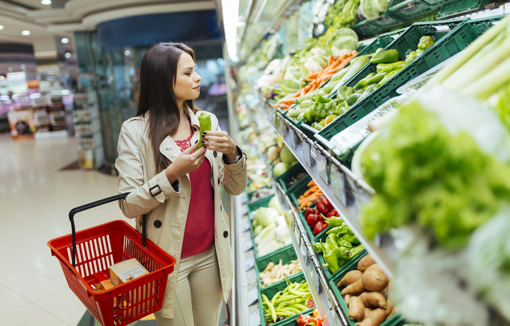 ADVERTISING STRATEGIES FOR THE GROCERY SHOPPER 2018