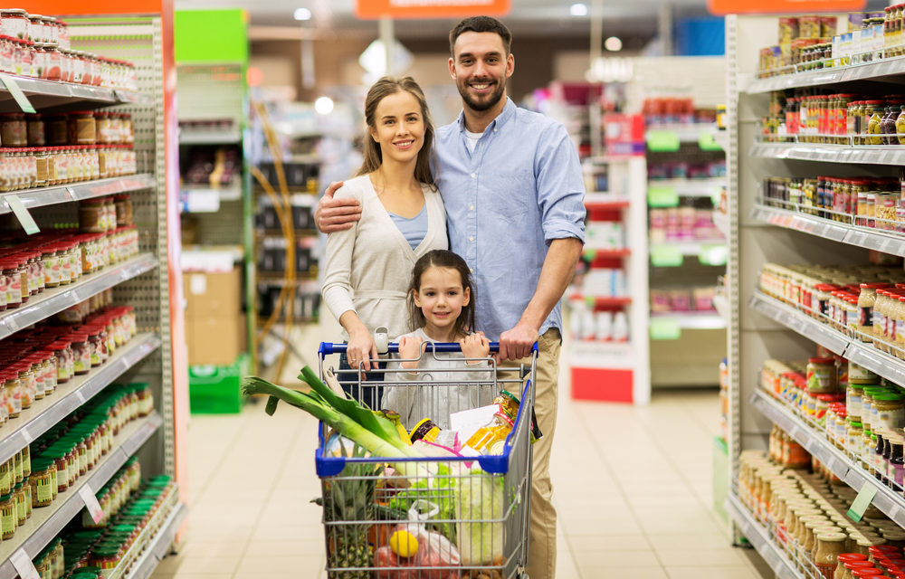THE GROCERY SHOPPER 2018