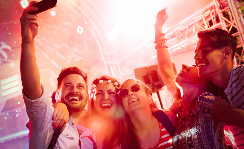 ADVERTISING STRATEGIES FOR CONCERTS & FESTIVALS 2018