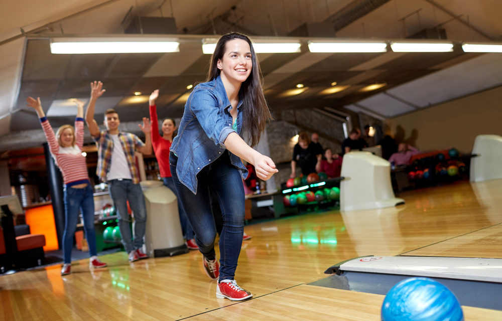 LEISURE ACTIVITIES 2018: BOWLING CENTERS, HORSE RACING AND ROLLER AND ICE SKATING