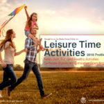 LEISURE TIME ACTIVITIES 2018 PRESENTATION