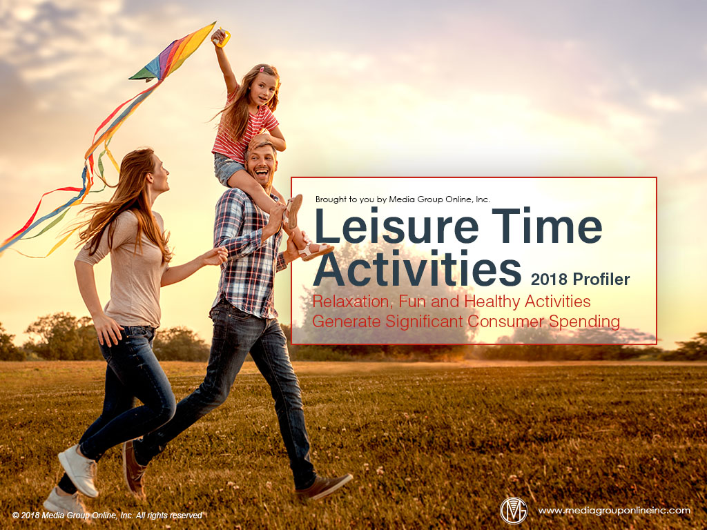 Leisure Time Activities 2018 Presentation Media Group Online