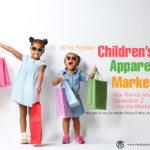 CHILDREN'S APPAREL MARKET PRESENTATION 2018