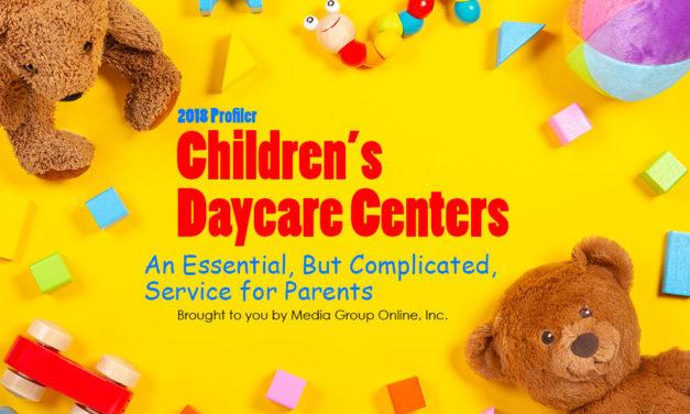 CHILDREN'S DAYCARE CENTERS 2018 PRESENTATION