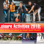 LEISURE ACTIVITIES: BOWLING CENTERS, HORSE RACING & ROLLER & ICE SKATING 2018 PRESENTATION