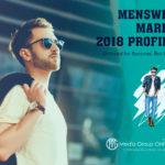 MENSWEAR MARKET 2018 PRESENTATION