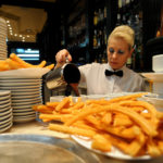 RETAIL SALES MISS AS SPENDING AT RESTAURANTS AND BARS POSTS BIGGEST DROP SINCE DECEMBER 2016