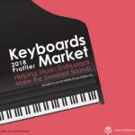 KEYBOARDS MARKET 2018 PRESENTATION