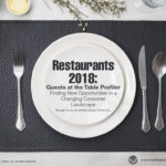 RESTAURANTS 2018: GUESTS AT THE TABLE PRESENTATION