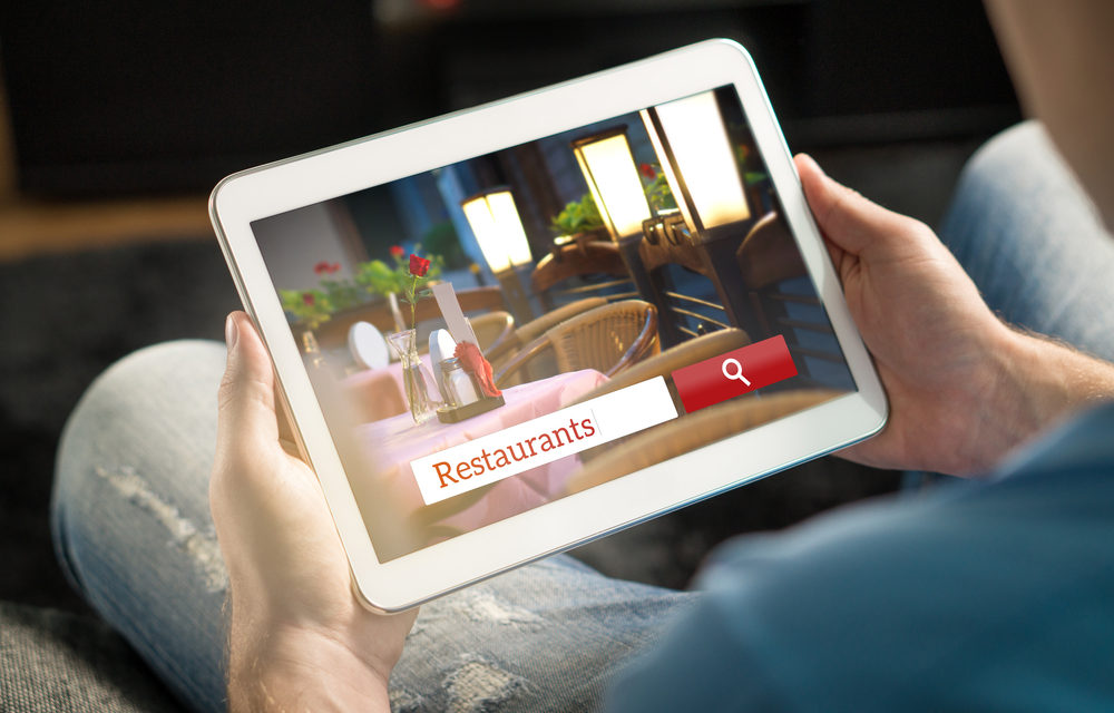 ADVERTISING STRATEGIES FOR RESTAURANTS 2018: TECH AT THE TABLE