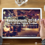 RESTAURANTS 2018:  TECH AT THE TABLE PRESENTATION