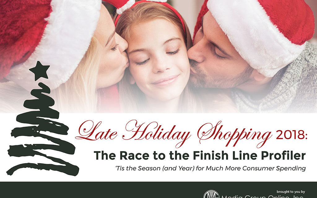 LATE HOLIDAY SHOPPING 2018: THE RACE TO THE FINISH LINE PRESENTATION